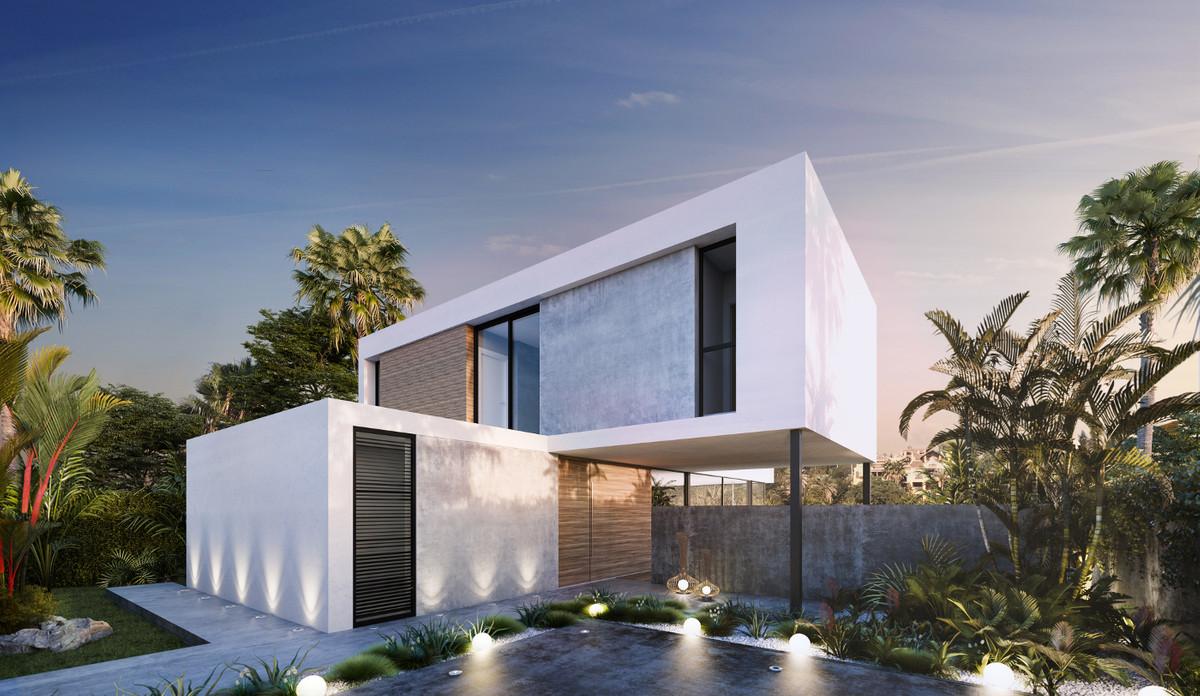 Villas à Estepona R3410803