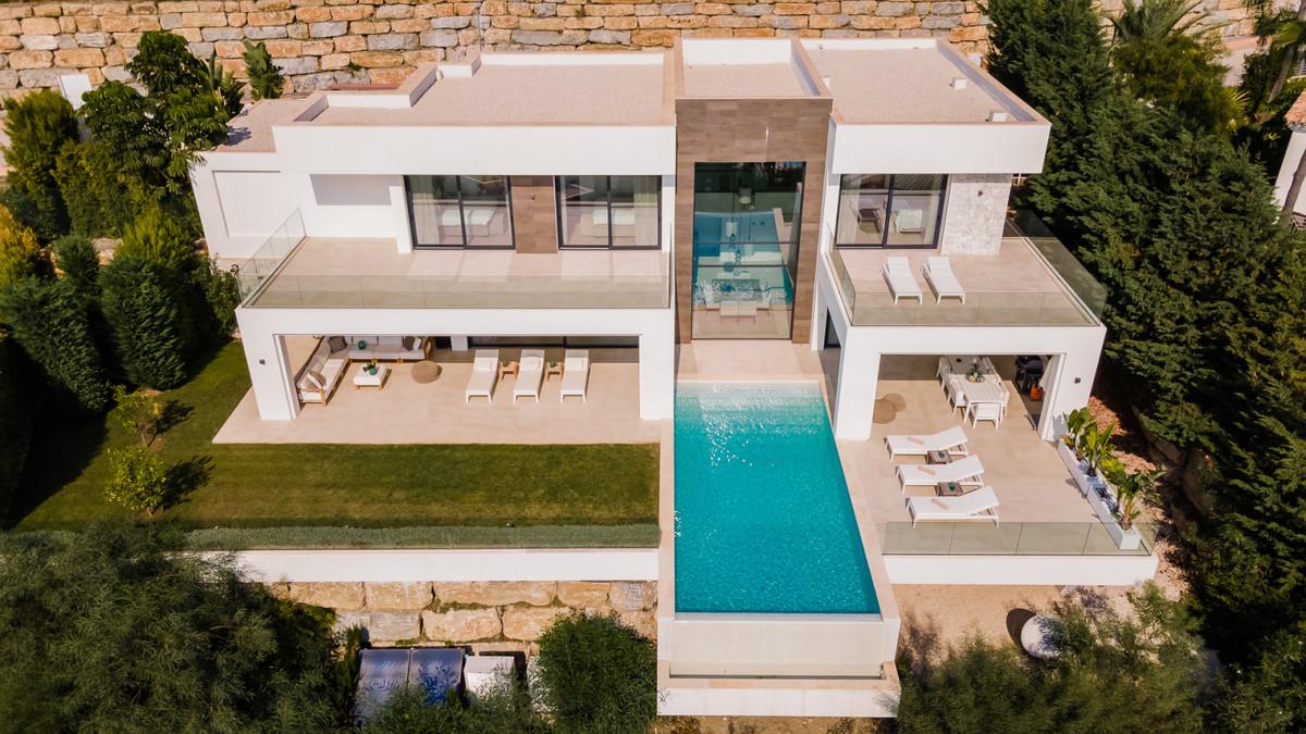 Villa - Chalet en venta en Benahavís R3918349