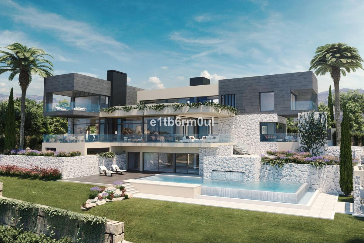 Villa Til salg i Benahavís R3249673