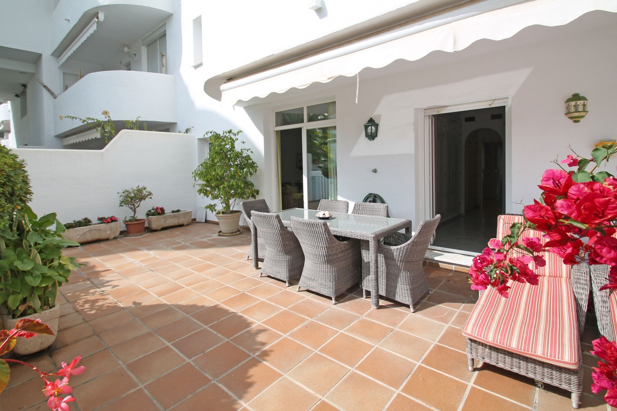 Apartamento Planta Baja en The Golden Mile