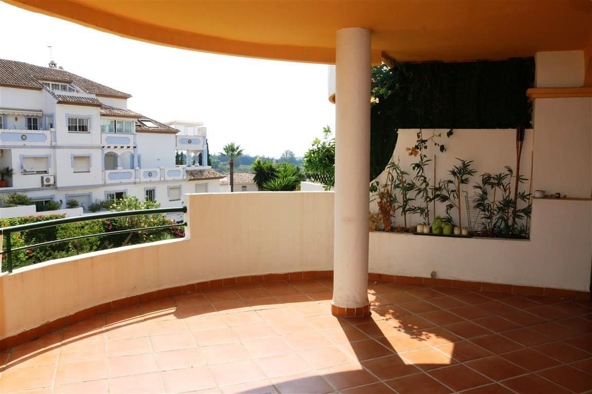Ground Floor Apartment, Nueva Andalucia, Costa del Sol. 2 Bedrooms, 2 Bathrooms, Built 108 m², Terra,Spain