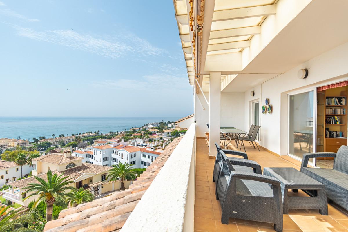Apartment Penthouse La Cala de Mijas Málaga Costa del Sol R3675449