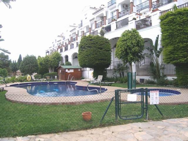 Lägenhet i Mijas