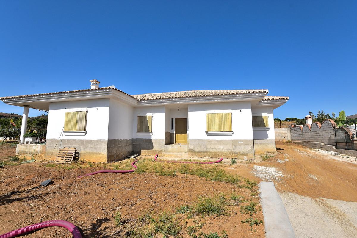 Detached villa next to La Cala Golf resort . Set in a large plot facing southwest with magnificent m,Spain