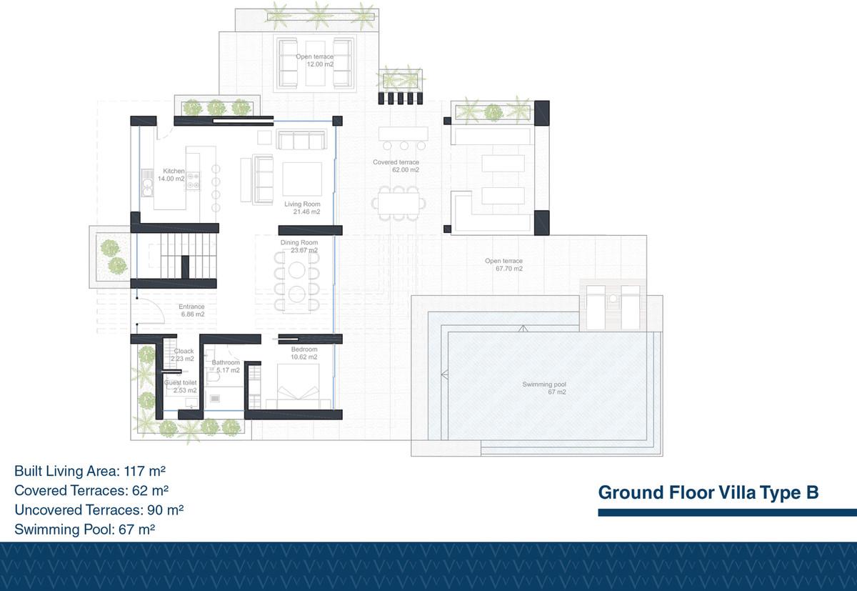 4 Bedroom Villa for sale Cancelada
