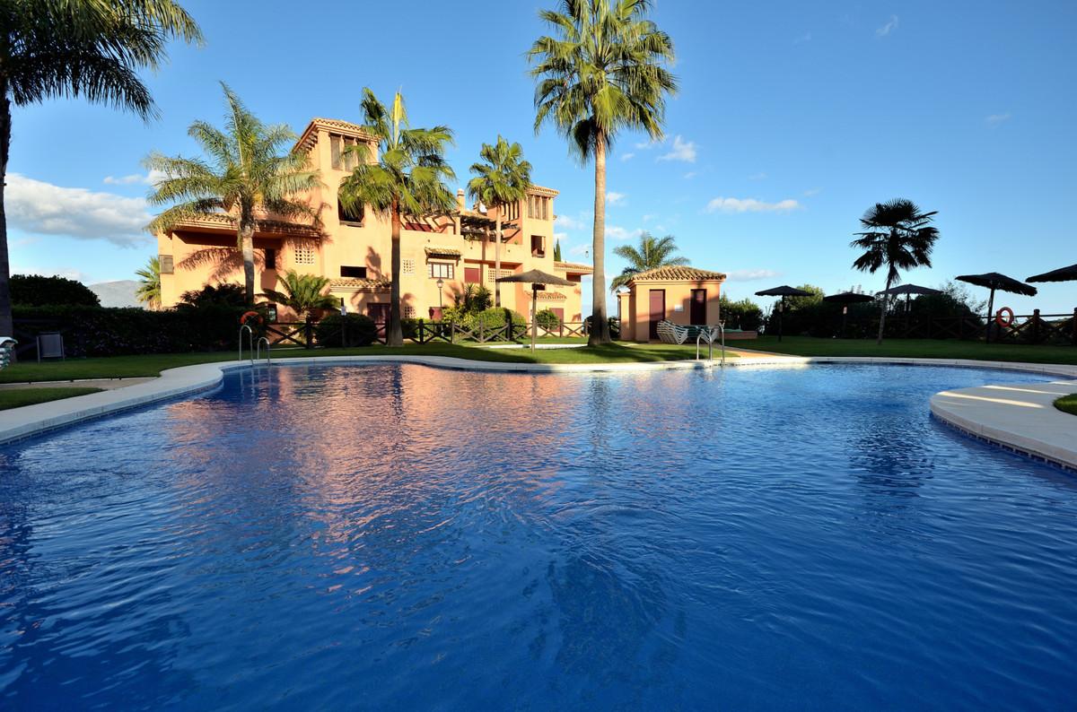 Wonderful apartament in renowned golf resort complex of El Soto de Marbella. This elevated ground fl,Spain