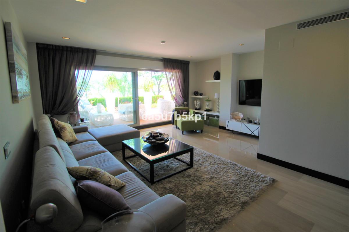 3 Bedroom Ground Floor Apartment For Sale Benahavís