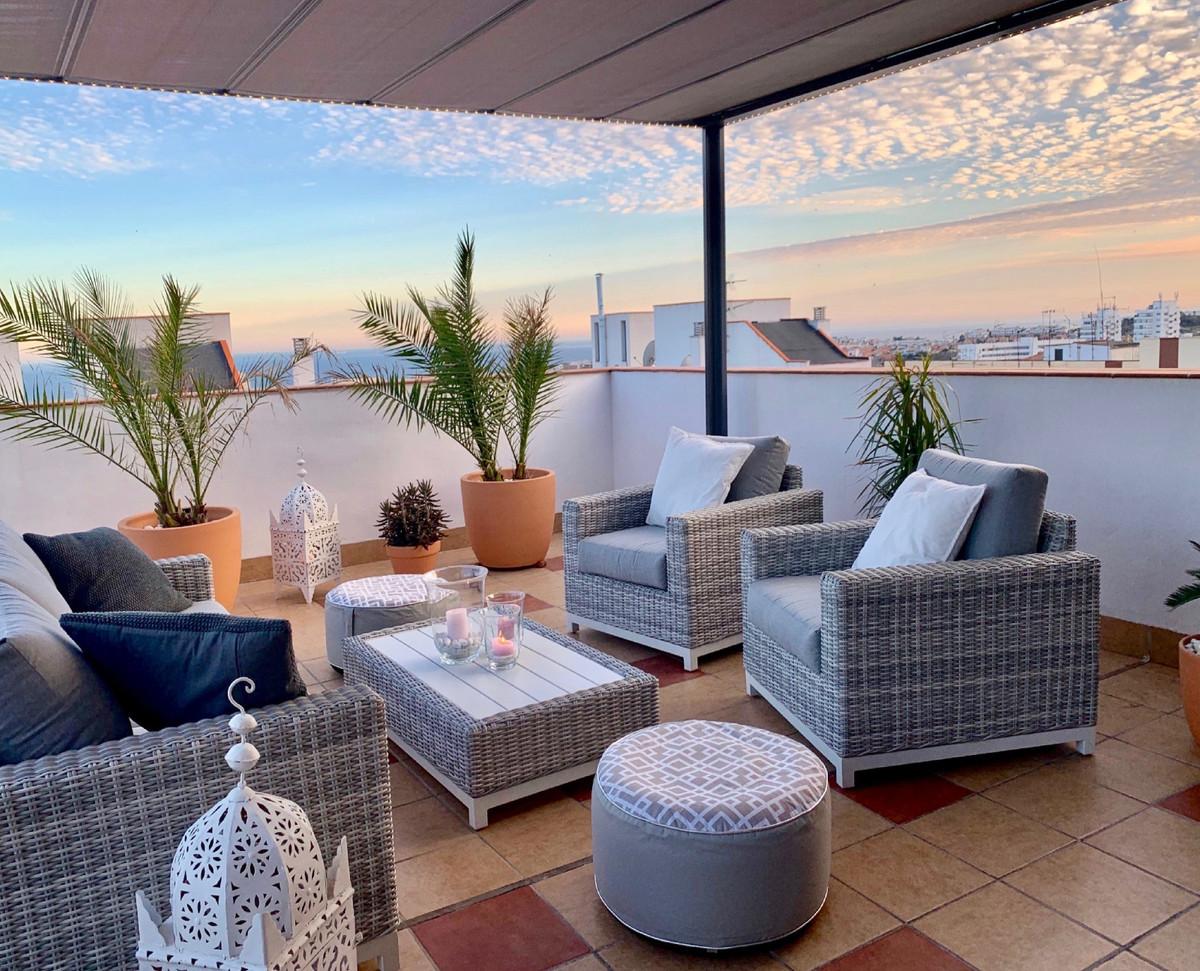 Welcome to a spacious Nordic style apartment in Arroyo de la Miel, Benalmadena. A lovely 130 sqm apa,Spain