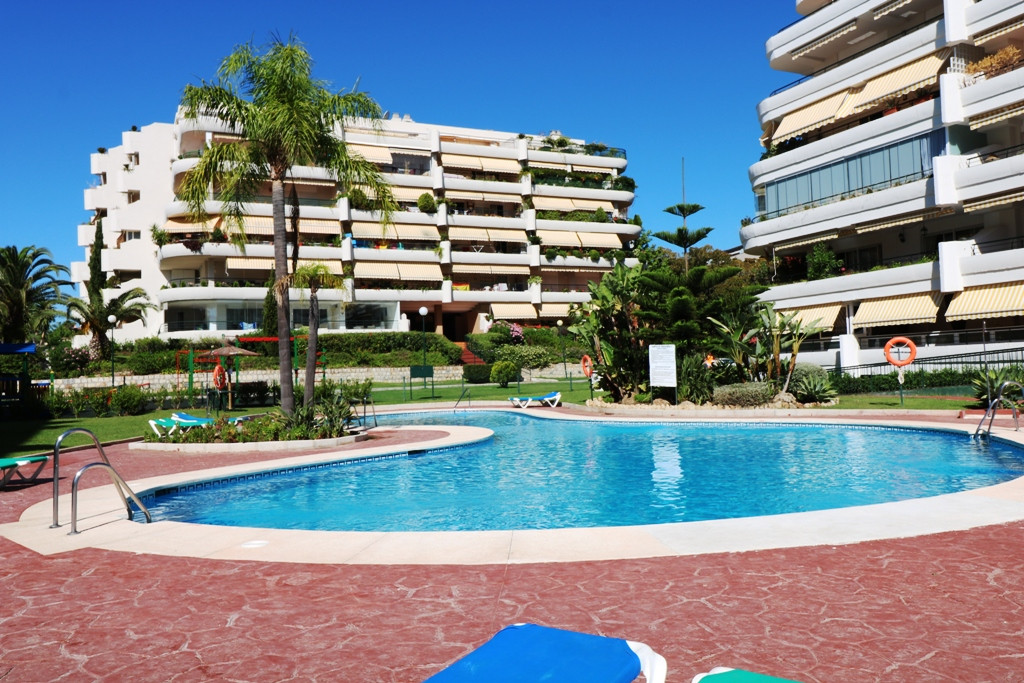 Apartment in Guadalmina Alta