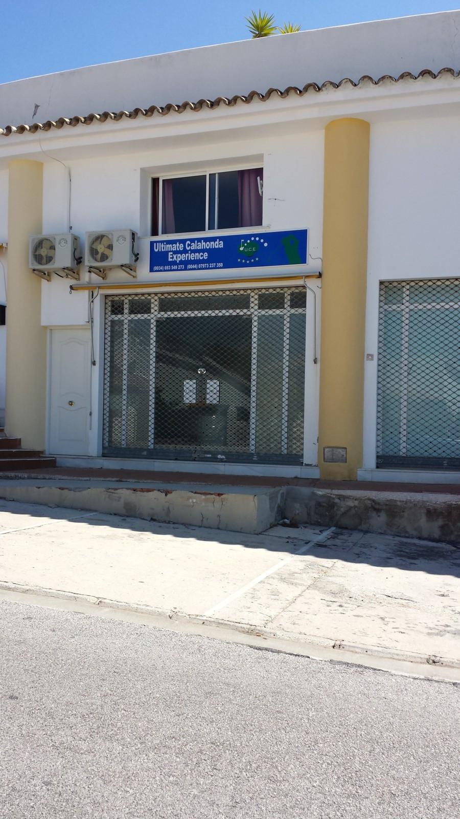 Commercieel Te Koop - Mijas Costa