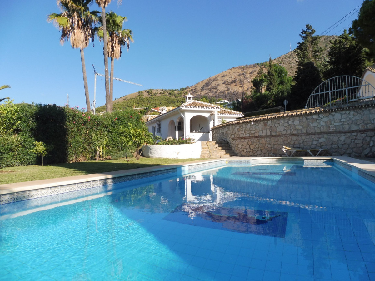Villa en Venta en Benalmadena