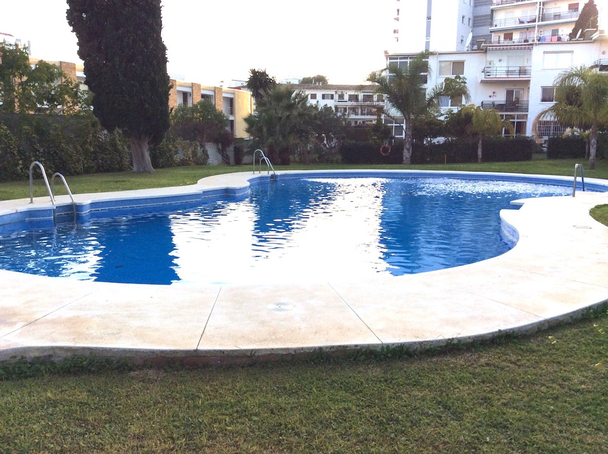 Apartment in Benalmadena Costa consisting of a double bedroom with wardrobe, living room and open ki,Spain
