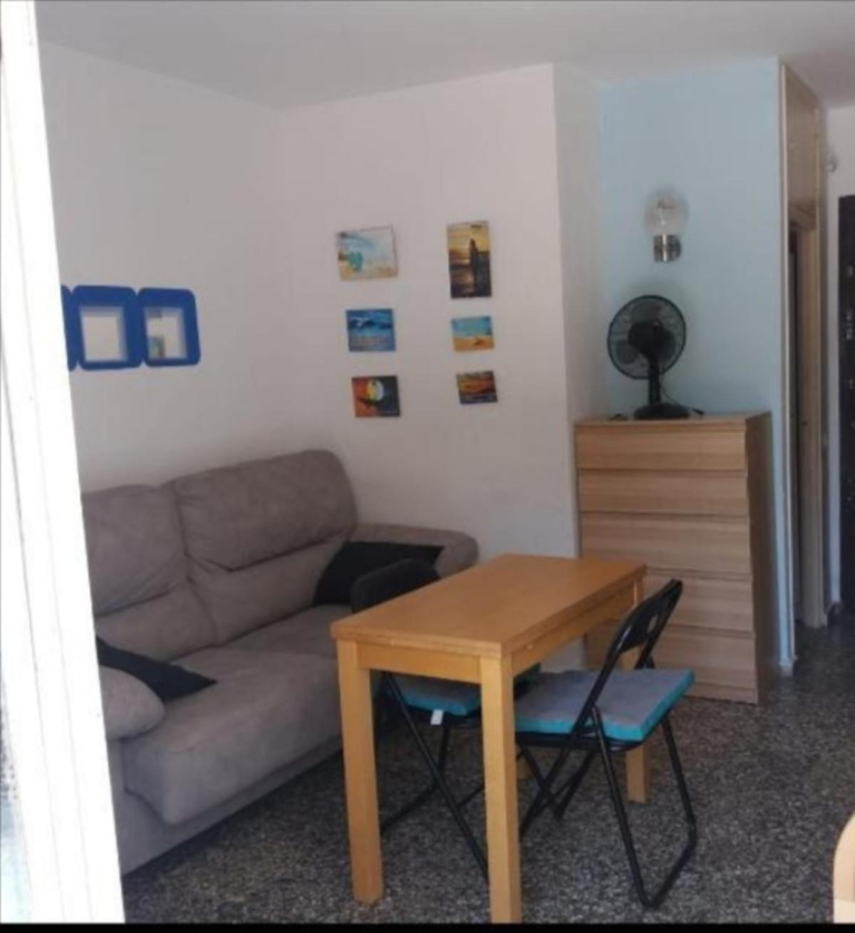 Studio Middle Floor in Benalmadena Costa, Costa del Sol