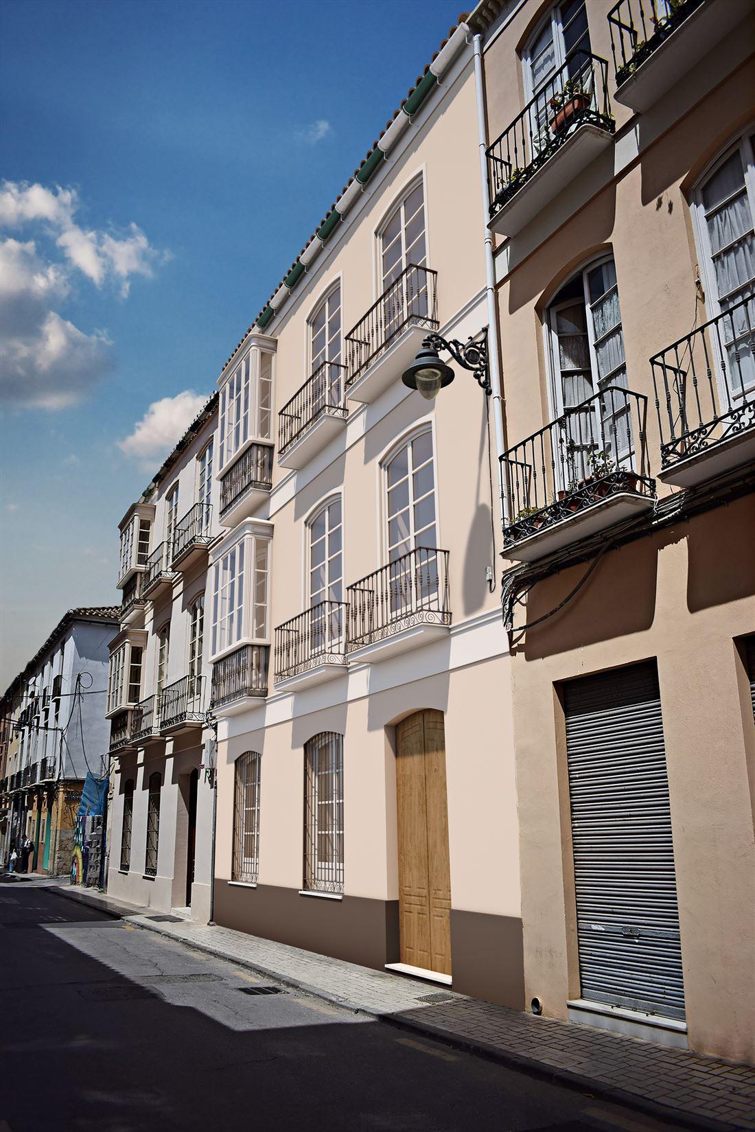 Apartment for sale in Málaga Centro