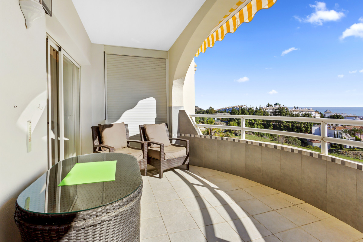 Mitte Stock Wohnung zu verkaufen in Calahonda R3705626