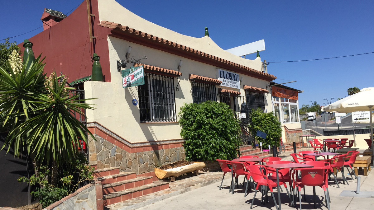 Fantastic opportunity to buy a large family business located on the busy main road into Coin with pa,Spain