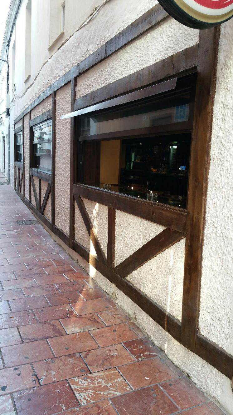 Bar a la venta en Estepona