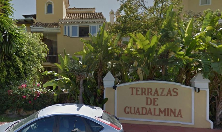 Ground Floor Apartment in Guadalmina Alta