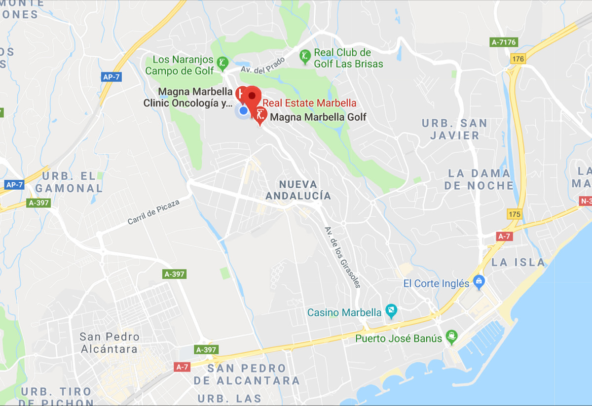 Commerce Bureau à Nueva Andalucía, Costa del Sol