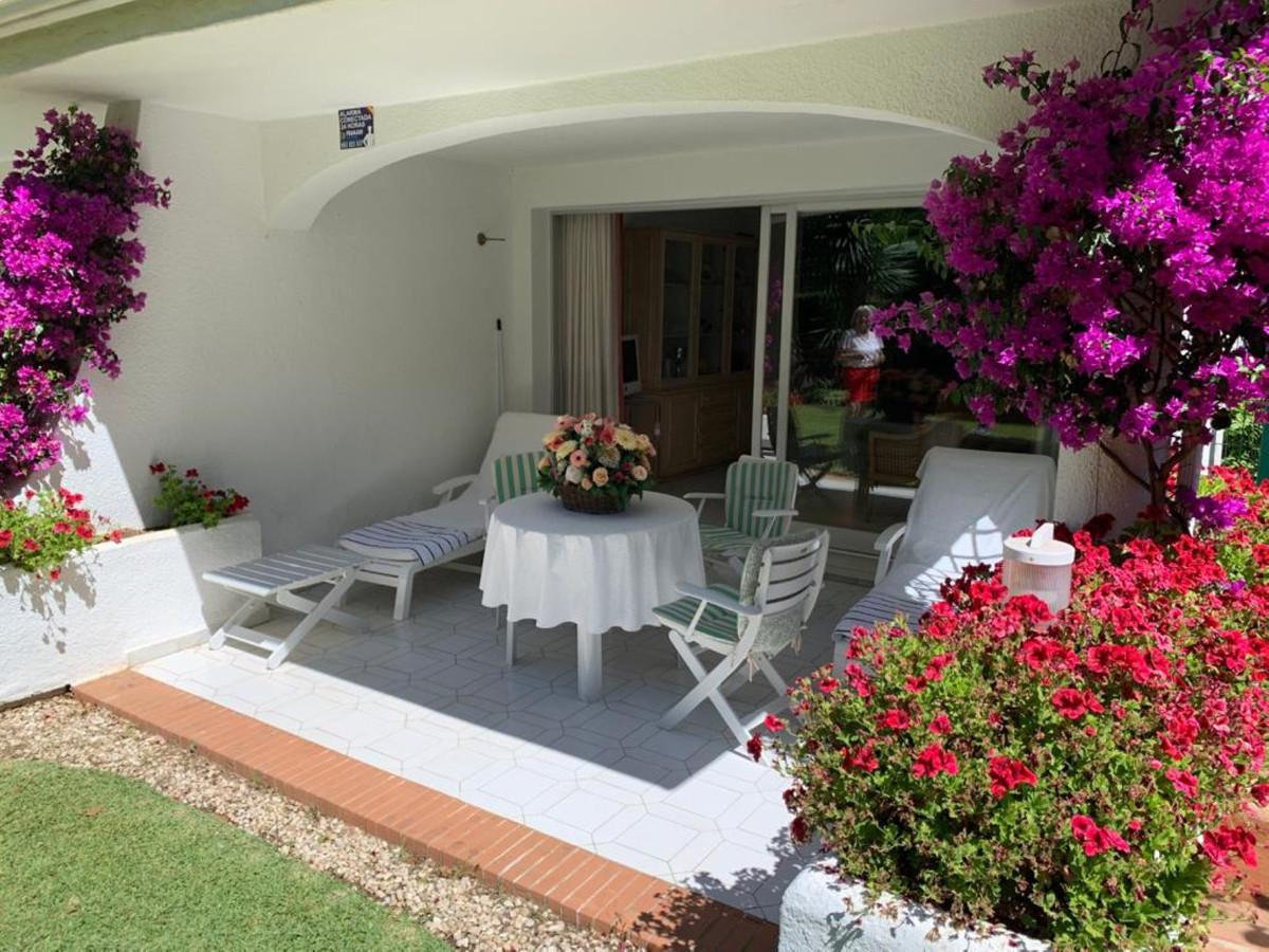 Attractive garden studio apartment located in Pueblo Miraflores, Riviera del Sol. As you enter the s,Spain