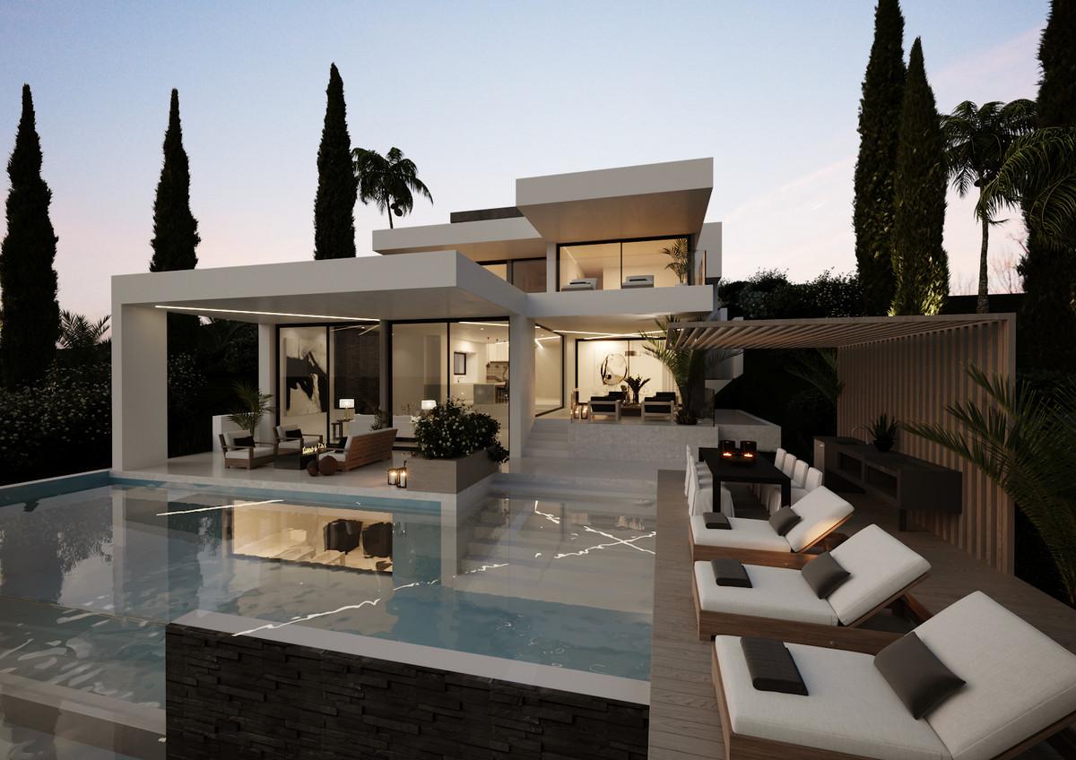 Villa Individuelle à Nueva Andalucía R3036794