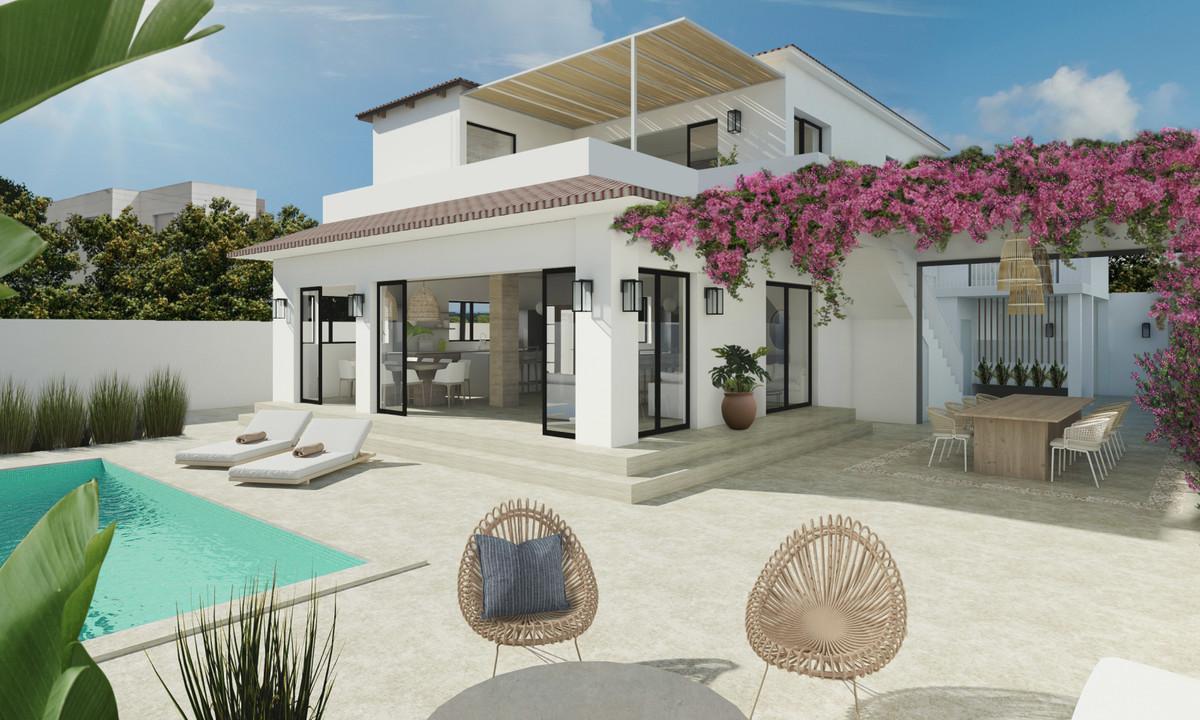 Freistehende Villa in San Pedro de Alcántara R3420178