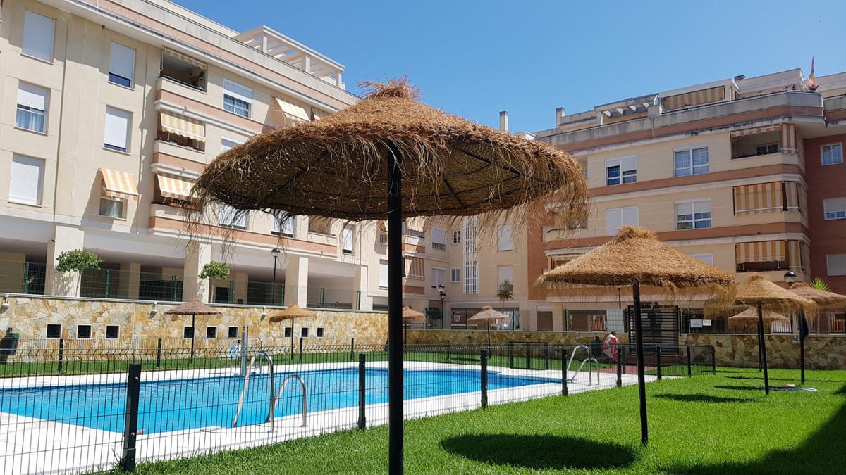 Middle Floor Apartment, Malaga city, Costa del Sol. 2 Bedrooms, 2 Bathrooms, Built 87 m².  Setting :,Spain