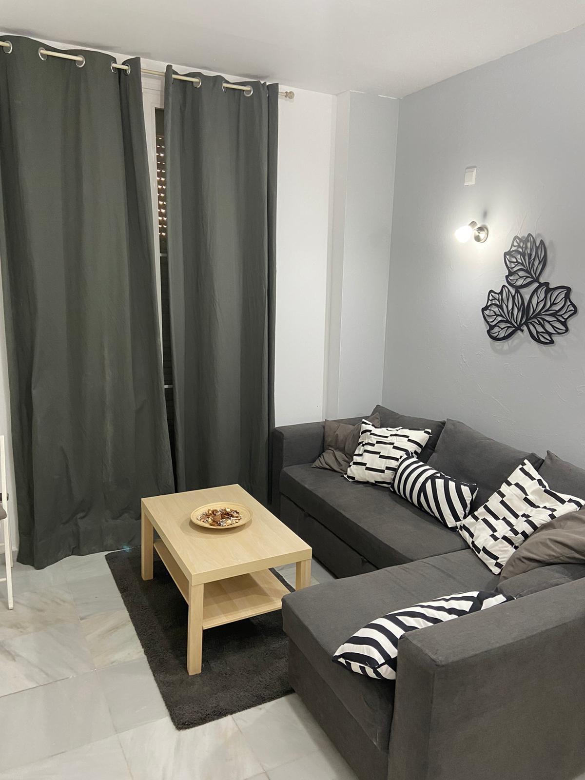 Middle Floor Apartment, Malaga Historic Centre, Costa del Sol. 1 Bedroom, 1 Bathroom, Built 42 m². W,Spain