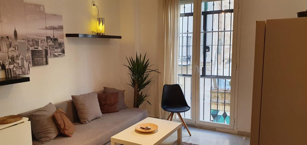 Middle Floor Apartment, Malaga historic Centre, Costa del Sol. 1 Bedroom, 1 Bathroom, Built 39 m².  ,Spain