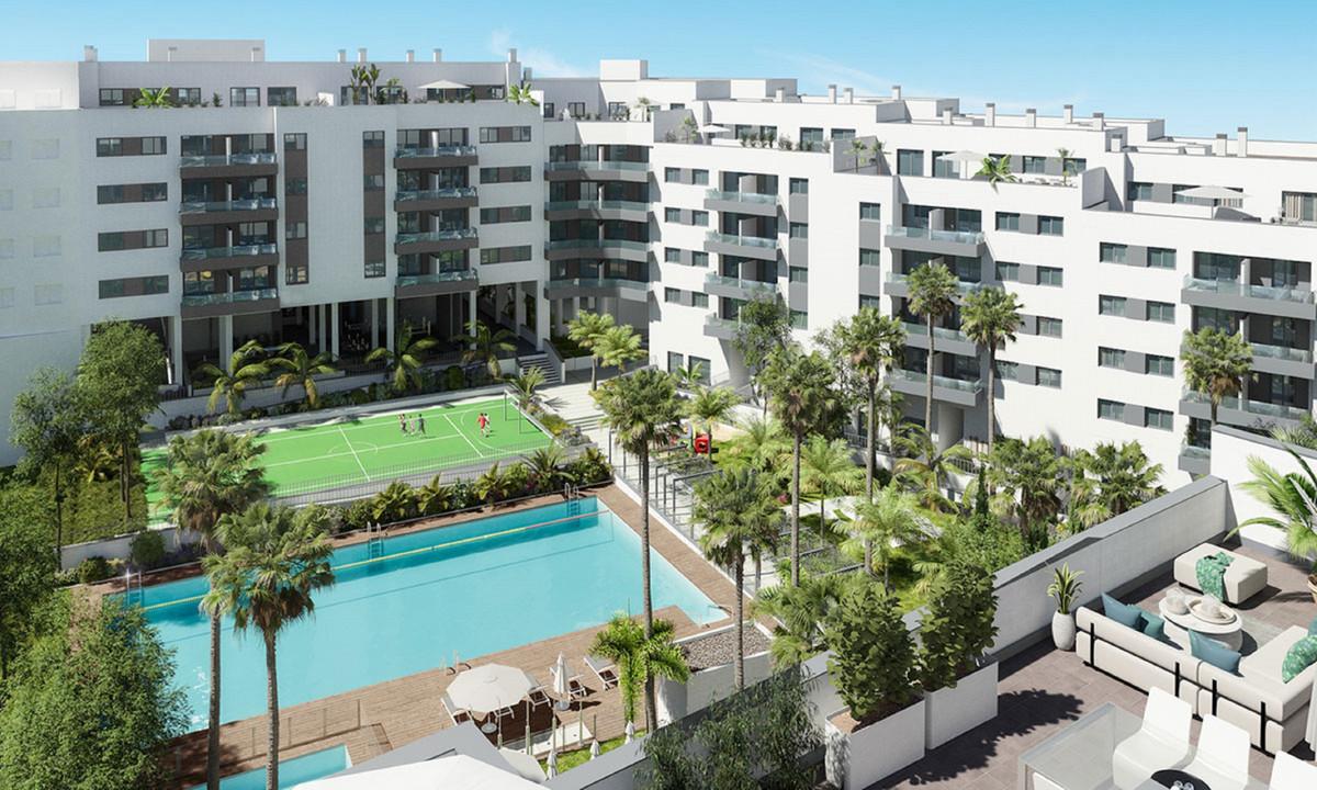 Middle Floor Apartment, Calahonda, Costa del Sol. 1 Bedroom, 1 Bathroom, Built 38 m². With touristic,Spain