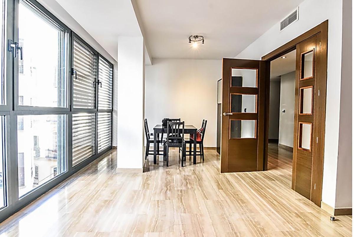 Middle Floor Apartment, Malaga Historic Centre, Costa del Sol. 2 Bedrooms, 1 Bathroom, Built 105 m².,Spain