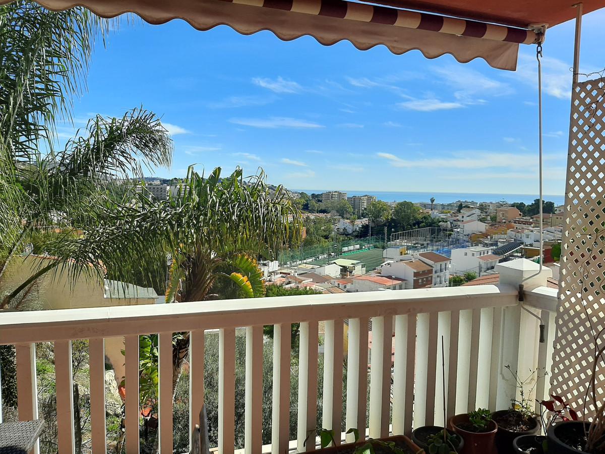 Middle Floor Apartment, Malaga East, Costa del Sol. 2 Bedrooms, 2 Bathrooms, Built 161 m².  Setting ,Spain