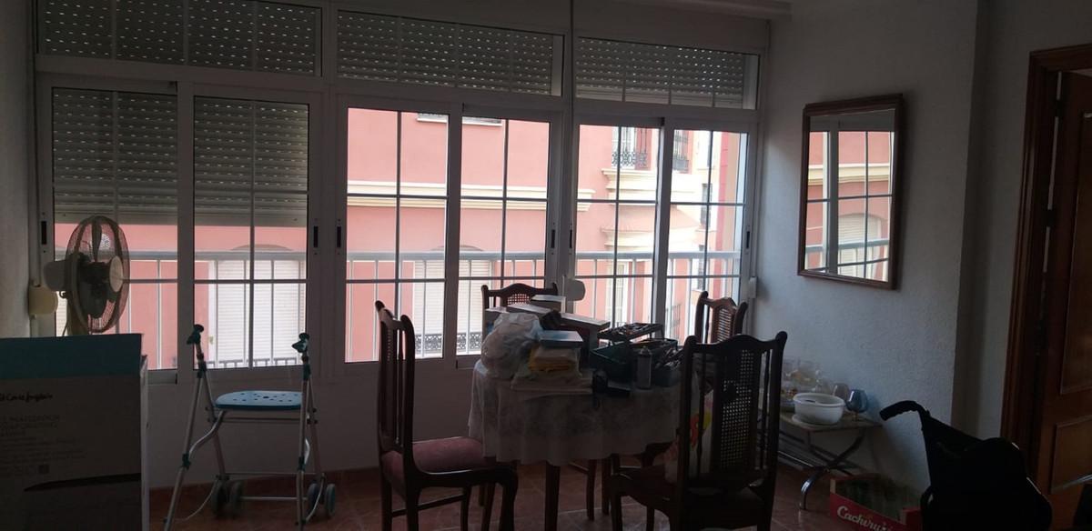 Middle Floor Apartment, Malaga 4mn Historic Centre, Costa del Sol. 3 Bedrooms, 2 Bathrooms, Built 98,Spain