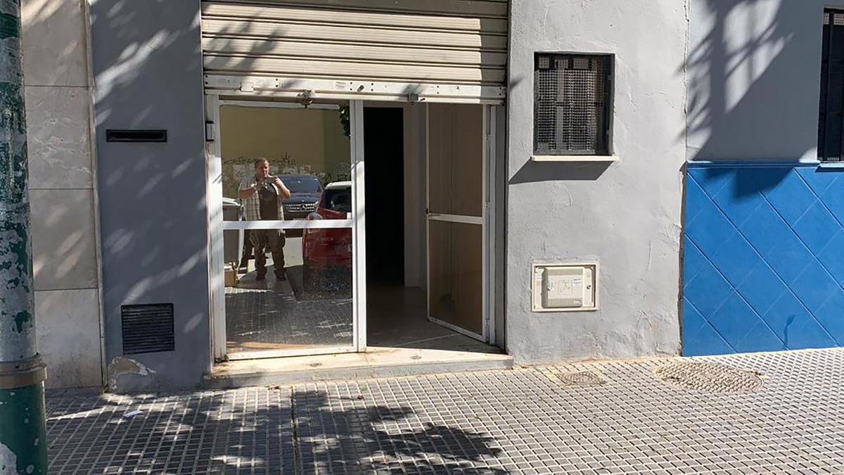 Commercial Premises · Málaga