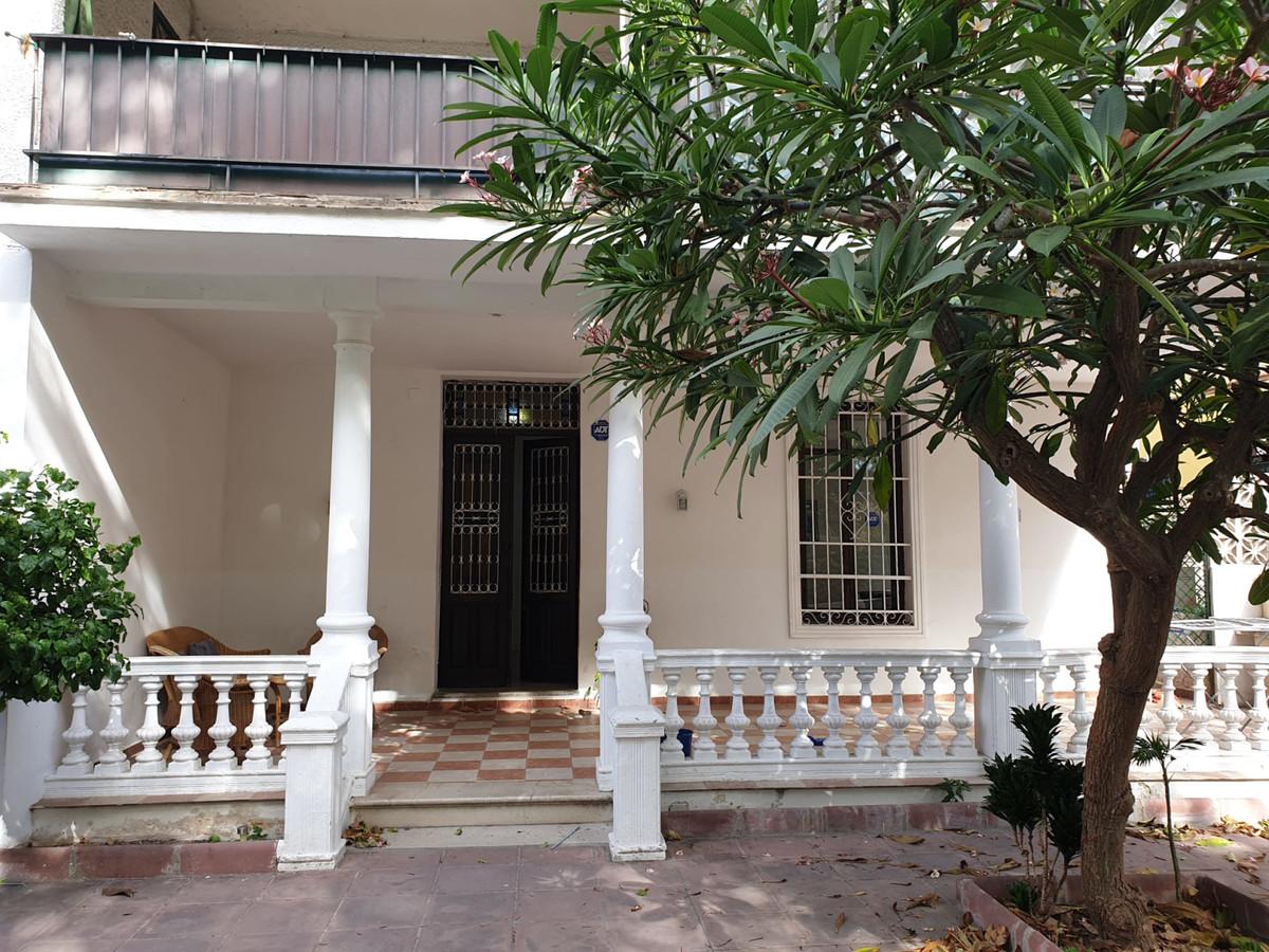Begane Grond Appartement Málaga Este