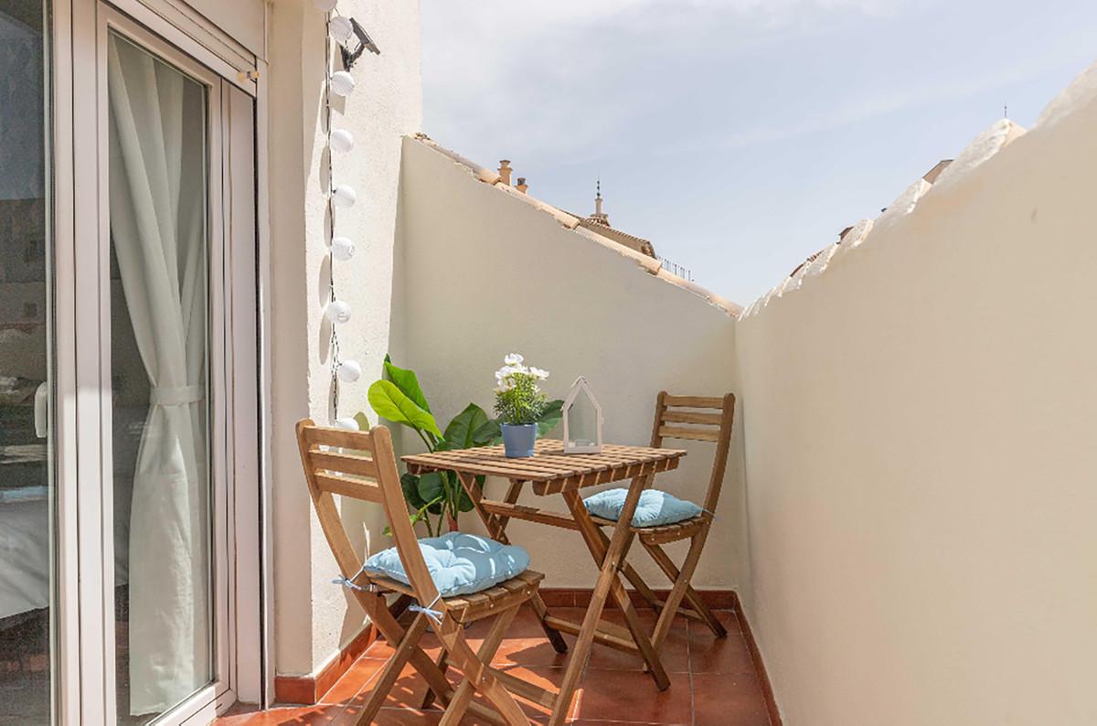 Penthouse duplex, Malaga Soho historic Centre, Costa del Sol. 2 Bedrooms, 2 Bathrooms, Built 138 m2;,Spain