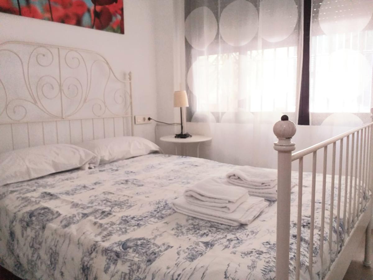 Appartement  Rez-de-chaussée en vente   à Malaga Centro
