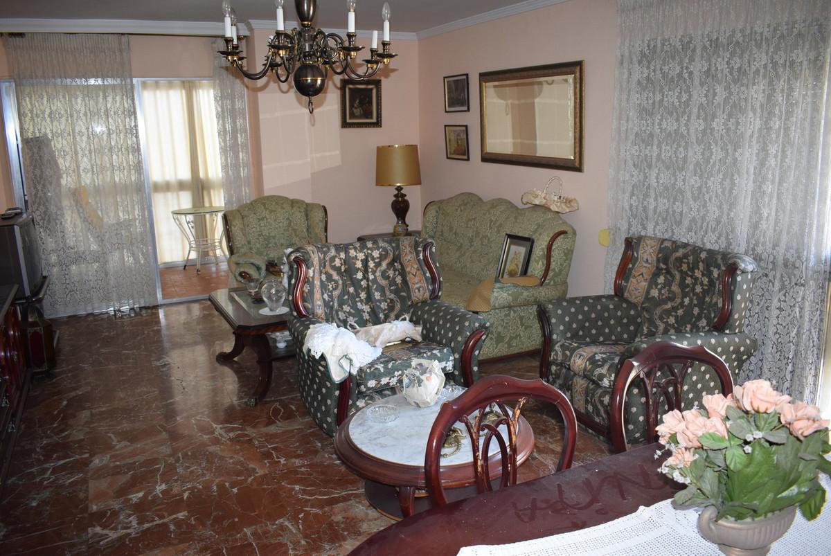 Middle Floor Apartment, Malaga historic centre, Costa del Sol. 3 Bedrooms, 2 Bathrooms, Built 121 m2,Spain