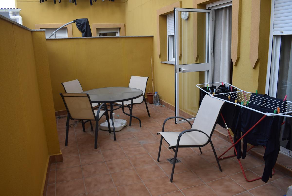 Middle Floor Apartment, Malaga Centre, Costa del Sol. 1 Bedroom, 1 Bathroom, Built 49 m2;, Patio 16 ,Spain