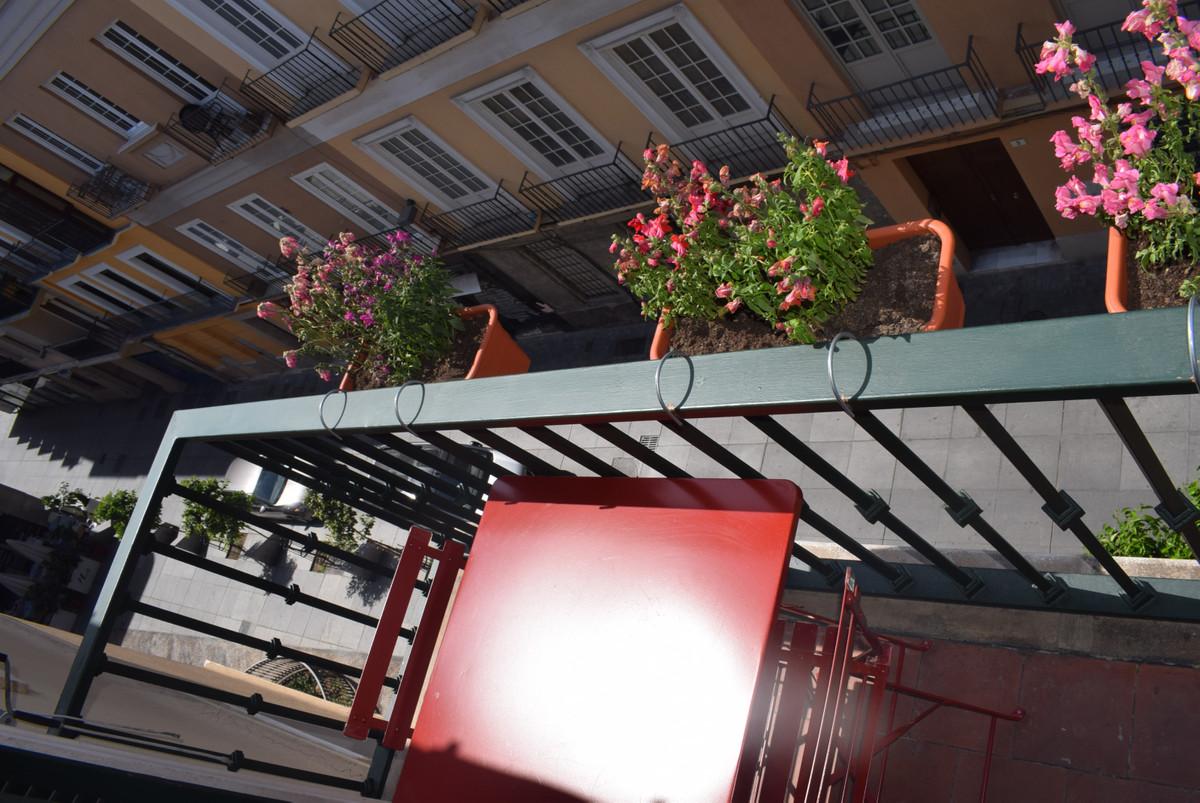 Top Floor Apartment, Malaga historic Centre, Costa del Sol. 3 Bedrooms, 2 Bathrooms, Built 126 m2;. ,Spain