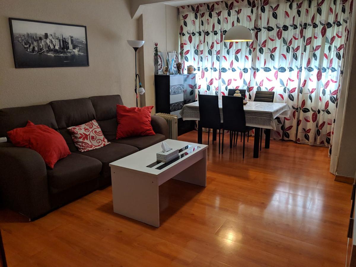 Middle Floor Apartment, Malaga Centre close to Vialia and historic centre, Costa del Sol. 3 Bedrooms,Spain