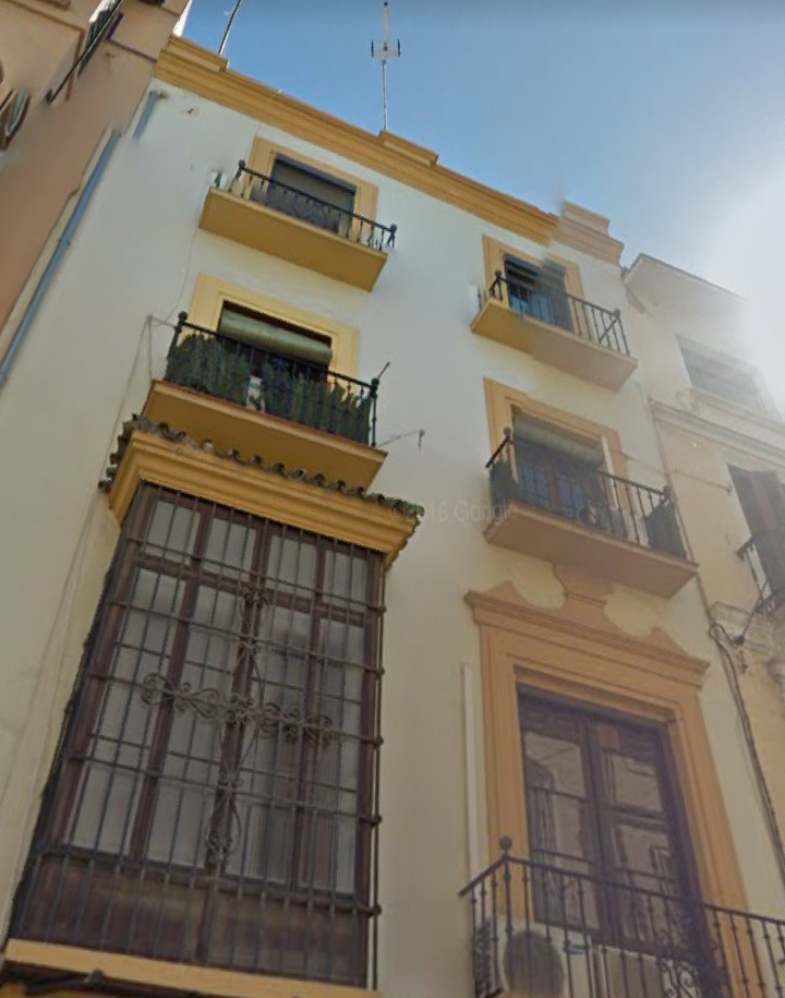 Middle Floor Apartment, Malaga historic Centre near plaza de la merced, Costa del Sol. 2.5 Bedrooms,Spain
