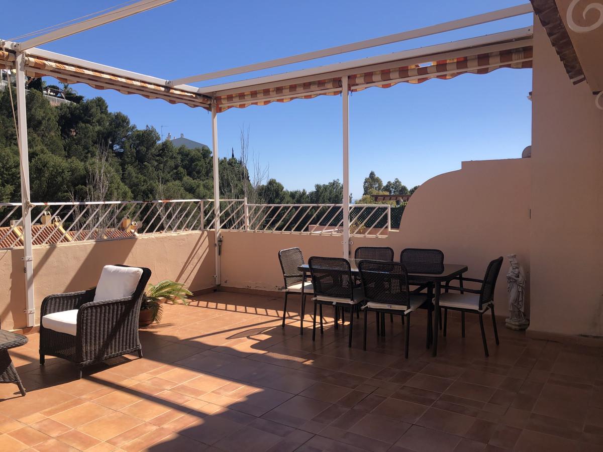 Top Floor Apartment duplex, Malaga Este, Costa del Sol. 4 Bedrooms, 2 Bathrooms, Built 181 m2;.  Con,Spain