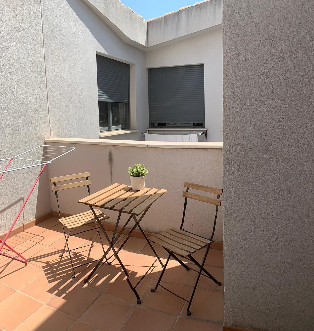 Penthouse Duplex, Malaga 10mn historic Centre, Costa del Sol. 1 Bedroom, 1 Bathroom, Built 45m2;. Wi,Spain