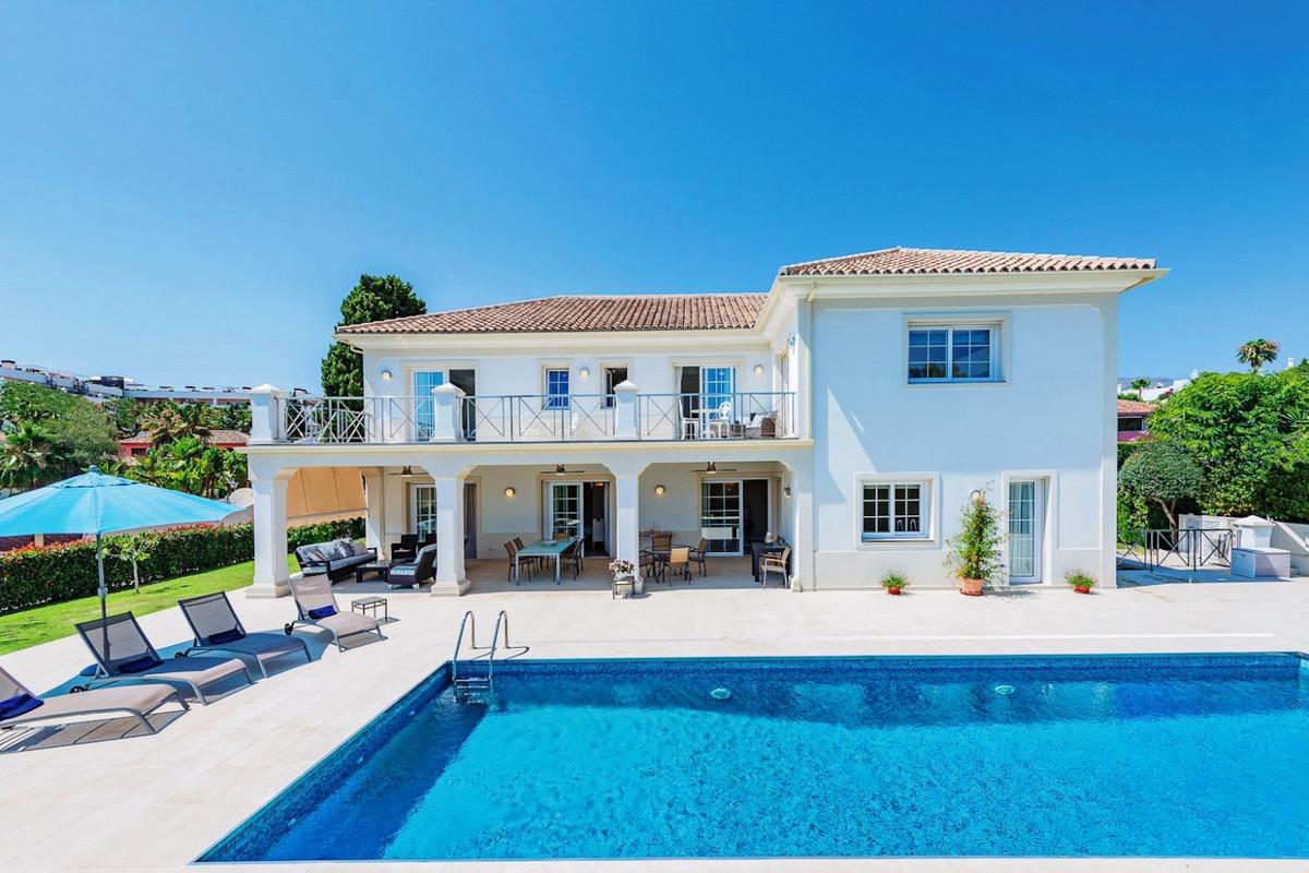 Villa Individuelle à The Golden Mile, Costa del Sol