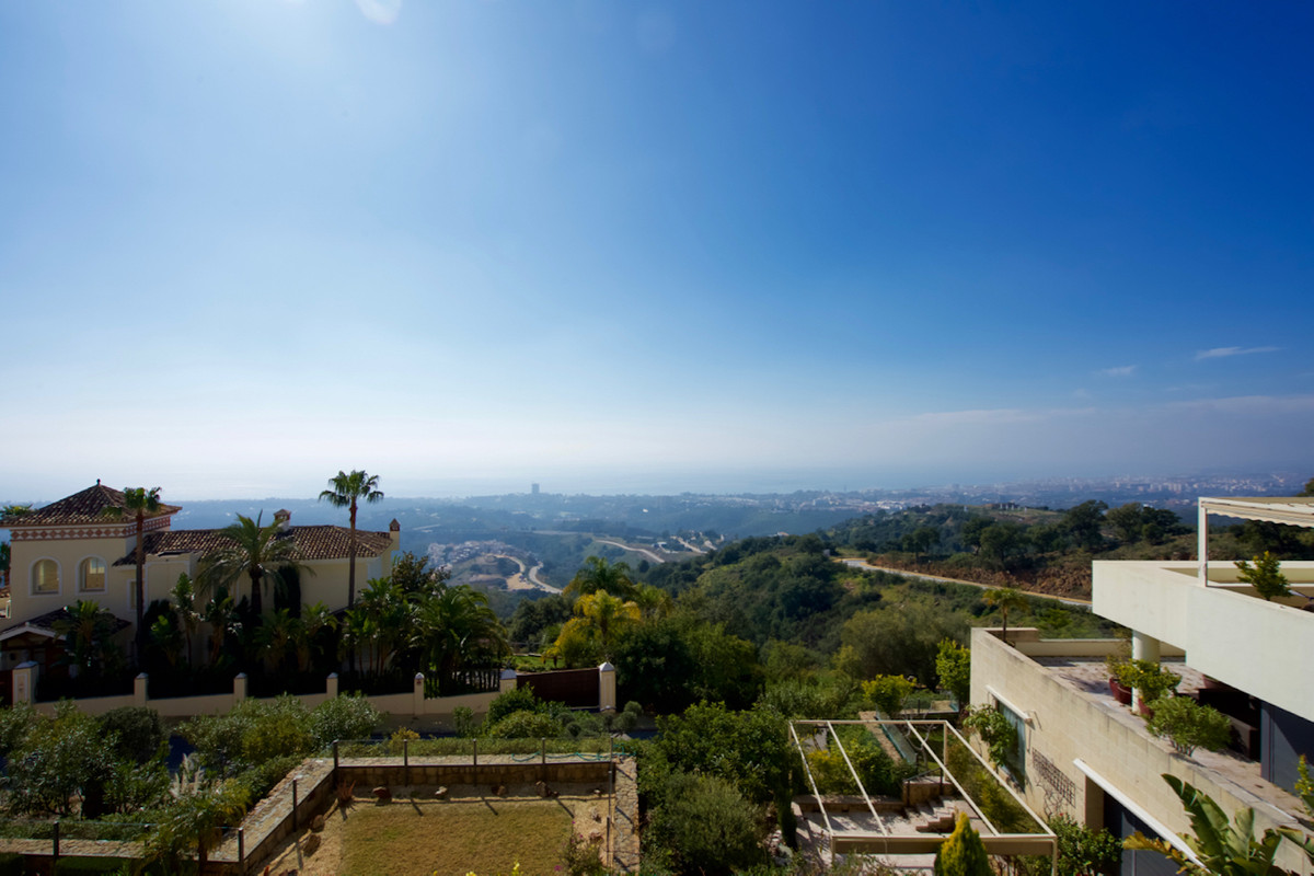 Fantastic duplex penthouse with panoramic views in Altos Los Monteros Hill Club, Marbella.  Great sp,Spain