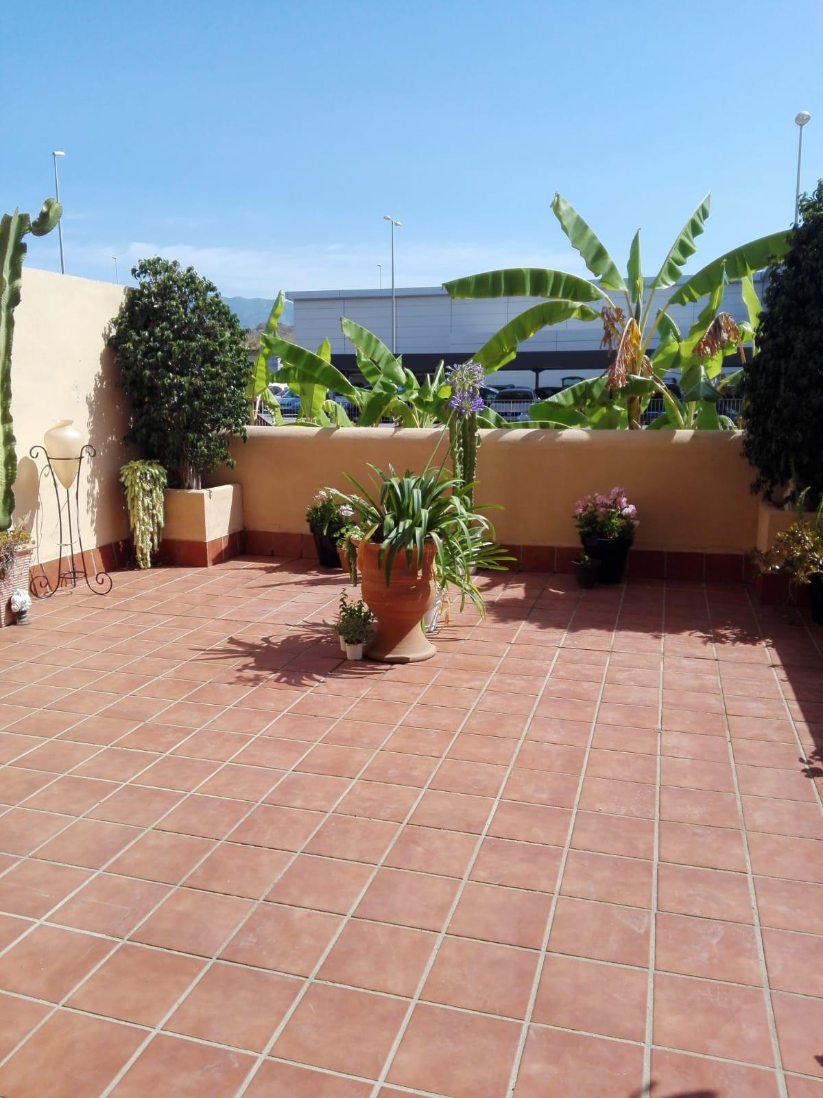 Reserved!   Ground floor apartment for sale in La cala de Mijas, next to Lidl and overhead bridge to,Spain