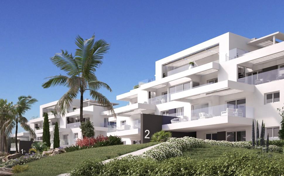 Middle Floor Apartment, Estepona, Costa del Sol. 3 Bedrooms, 2 Bathrooms, Built 170 m².  Setting : C,Spain