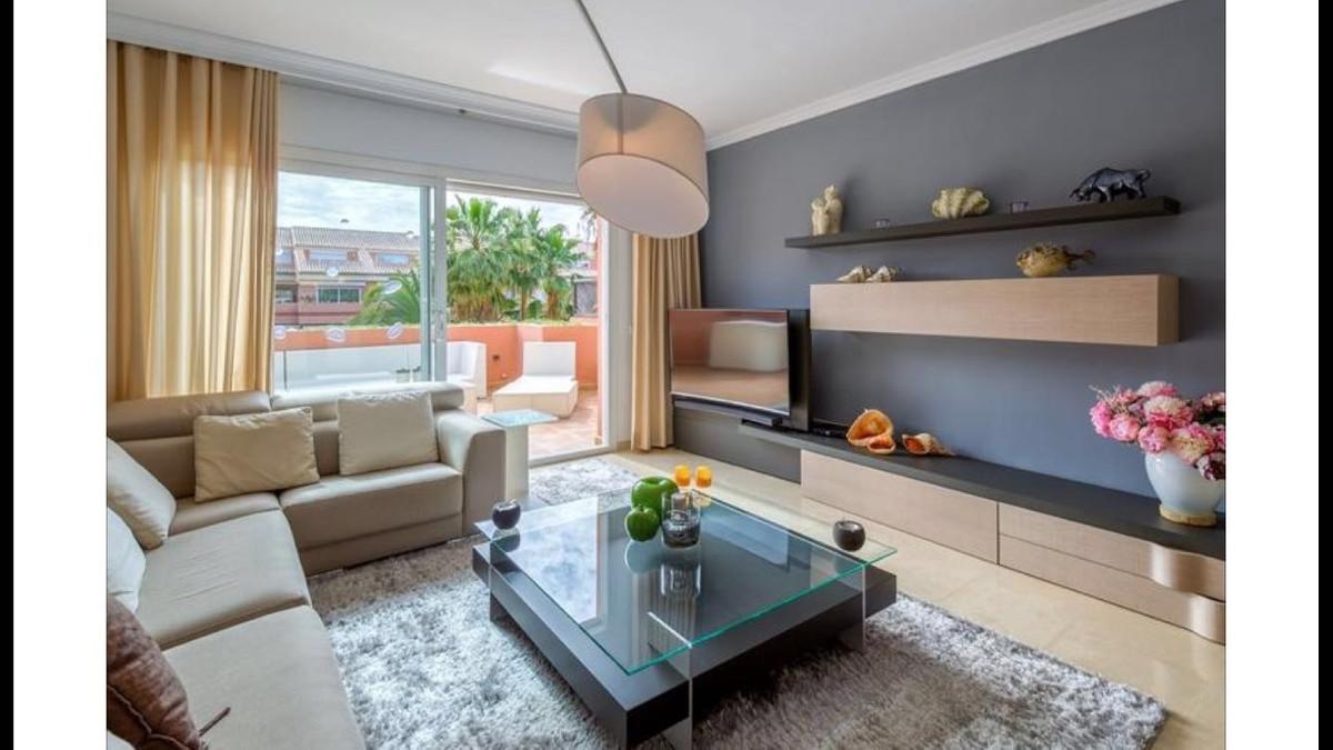 Apartamento en Planta Última en Marbella
