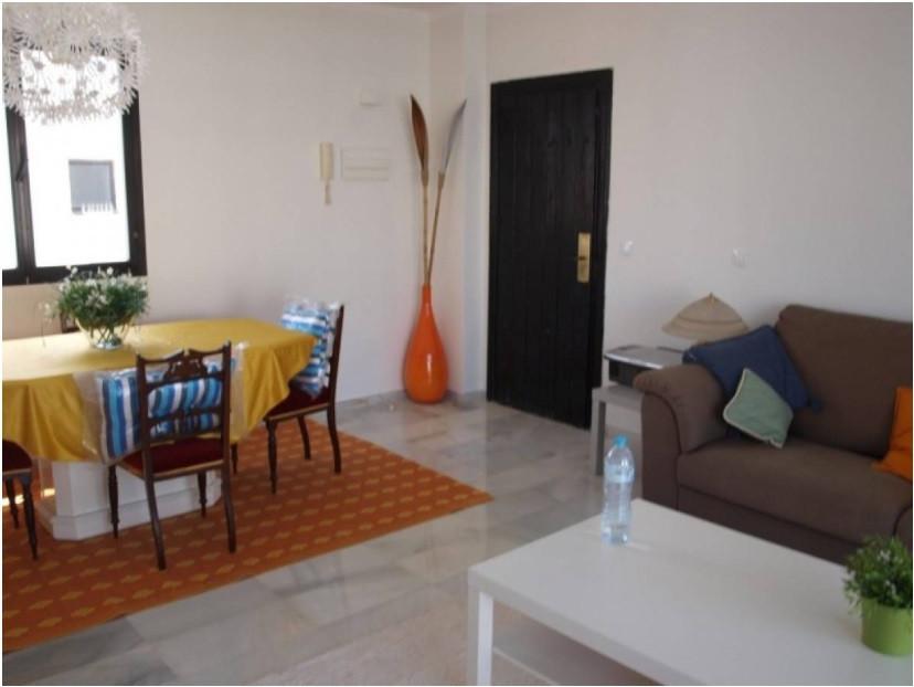 Apartamento en Planta Última en Puerto Banús